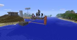 Arlion Harbor Minecraft Map & Project