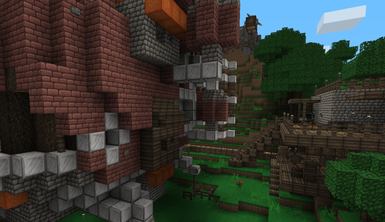 High Res Minecraft Texture Packs