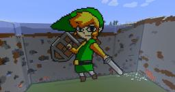 Toon Link Minecraft Project