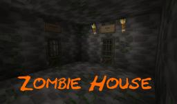 Zombie House Survival Map [V. 1.4_1] Minecraft Map & Project