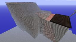 UTD 42x24 Vertical Redstone Televison Minecraft Map & Project