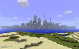 Bismarck Minecraft