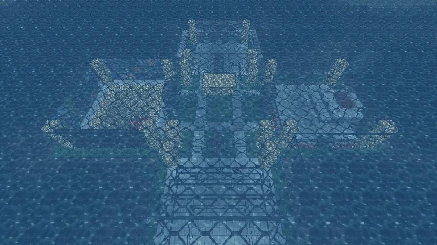 A user's aqua base