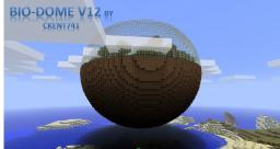Bio-Dome V12 Minecraft Map & Project