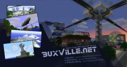 Buxville  - The one Notch tweeted about! Minecraft Server