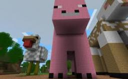Burnable Statues Minecraft Map & Project