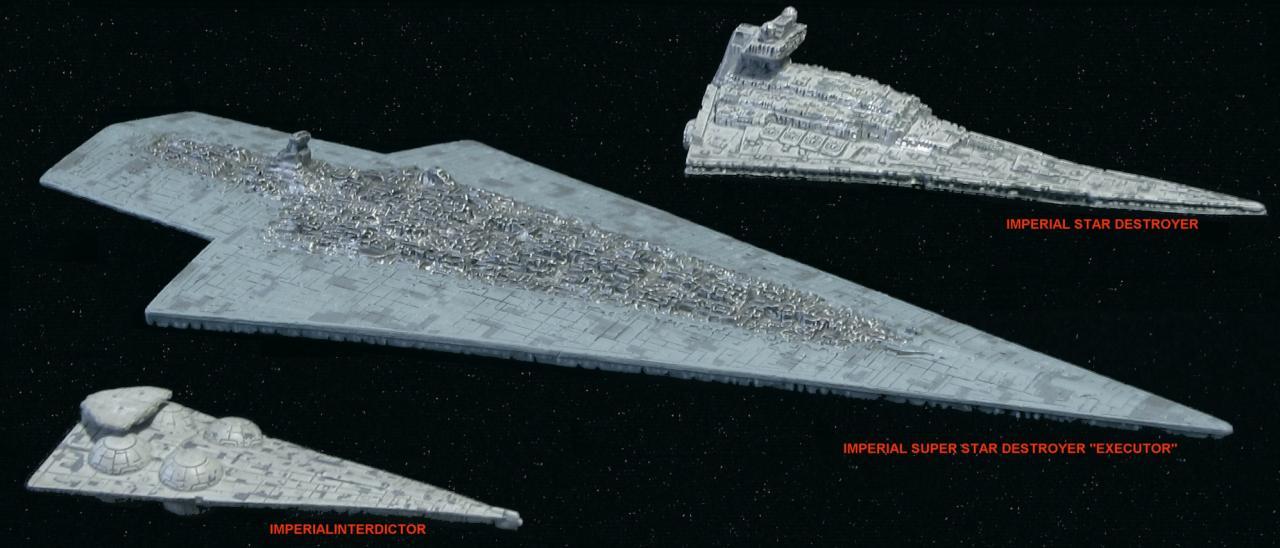 Imperial Star Destroyer Names