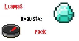 Llama's Realistic Pack 16x16 OUTDATED Minecraft Texture Pack