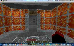 Escape from the Lair (Old and unfinished) Minecraft Map & Project