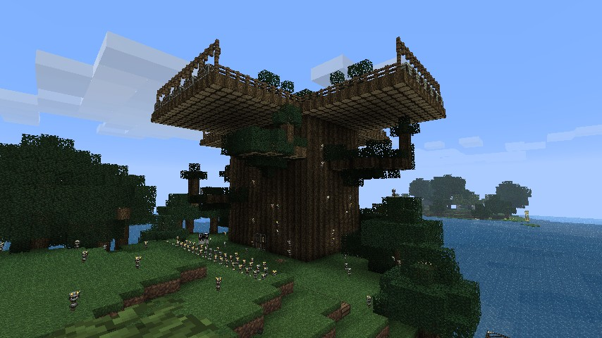 A user's treehouse