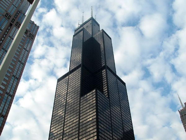 Sears Willis Tower Minecraft Project