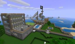Minecraft farm Minecraft Project