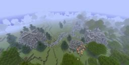 The Ruins of Grenvald Minecraft Map & Project