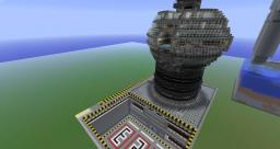 Base - Control Tower - Hotel Minecraft