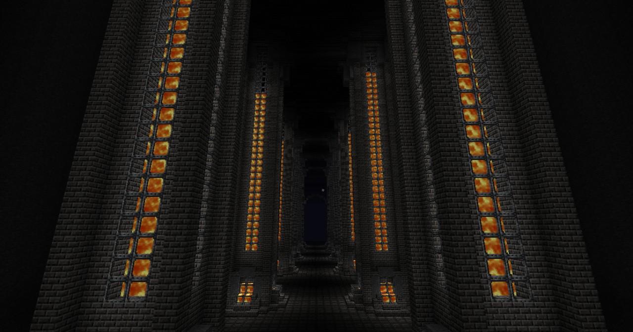 Some Cobblestone Pillars