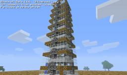 Battle Towers Minecraft Map & Project