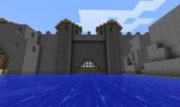 The Fortress of Armengar Minecraft Map & Project