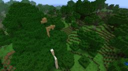 forest hide away (armory edition) Minecraft Map & Project