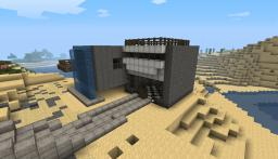 Modern House Minecraft Map & Project
