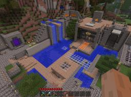 Modern Cottage Minecraft Map & Project