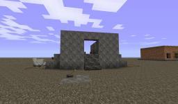 Piston Door Minecraft Map & Project