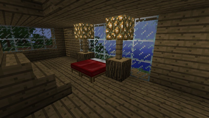 how to set home in minecraft singleplayer