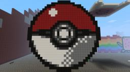 POKEBALL!! Minecraft Map & Project
