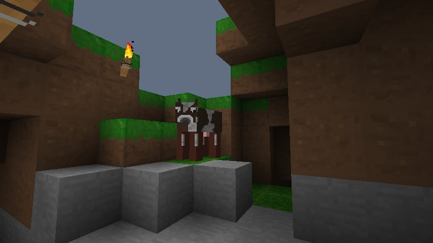 HD Cows! Rawr!