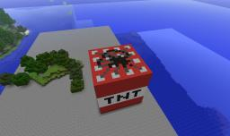 16x17 TNT Minecraft Map & Project