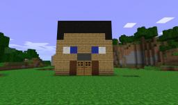 Head house Minecraft Map & Project