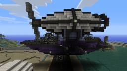 Invincible Airship Minecraft Map & Project