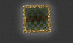 Checkers Minecraft Map & Project