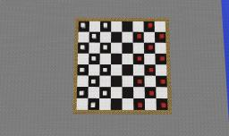 Checkers (Different version) Minecraft Map & Project
