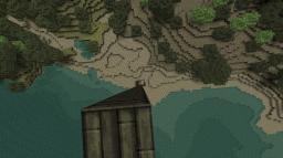 Simple Piston Elevator Minecraft Map & Project