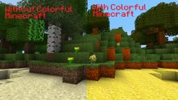 The Colorful Minecraft [1.0.0] [1.4] [16x16] Minecraft Texture Pack