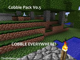 Cobble Pack V1.0 Minecraft Texture Pack