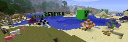 Creeper Cove Beach Resort Minecraft