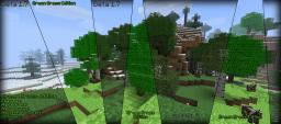 Alpha Pack Green Grass Edition - Version 1.5 - 1.2.5 Ready! Minecraft Texture Pack