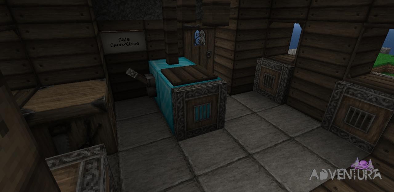 Gatehouse Control Room (Schematic Version)