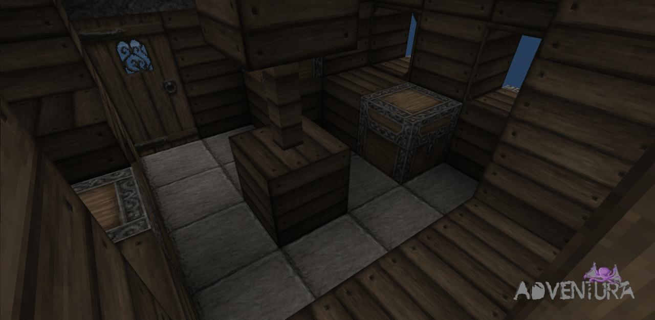 Gatehouse Storage Area (Schematic Version)