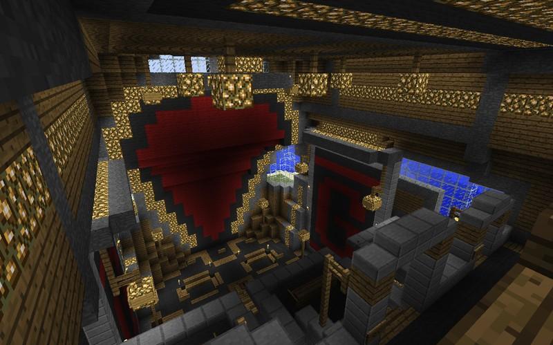 Music Hall Minecraft Project