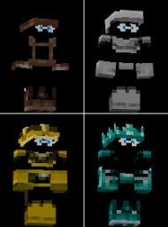 Armor Lite Minecraft Texture Pack