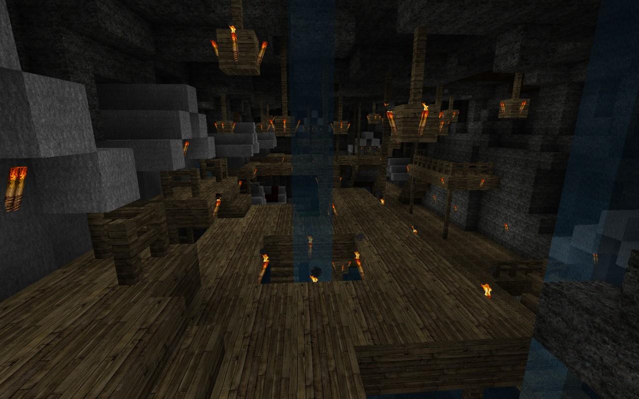 The Underground Slums