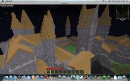 Hogwarts Minecraft Map & Project