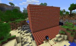 20000 TNT Minecraft Map & Project