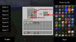 [1.7.3] Simple Items Repair Minecraft Mod