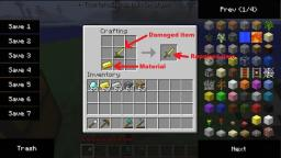 [1.6.6] Simple Items Repair Minecraft Mod