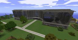 Airport Project Minecraft Map & Project