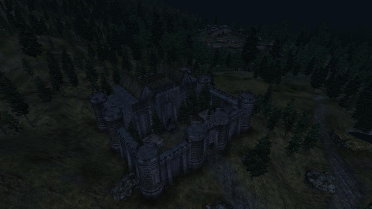 Actual castle from Oblivion