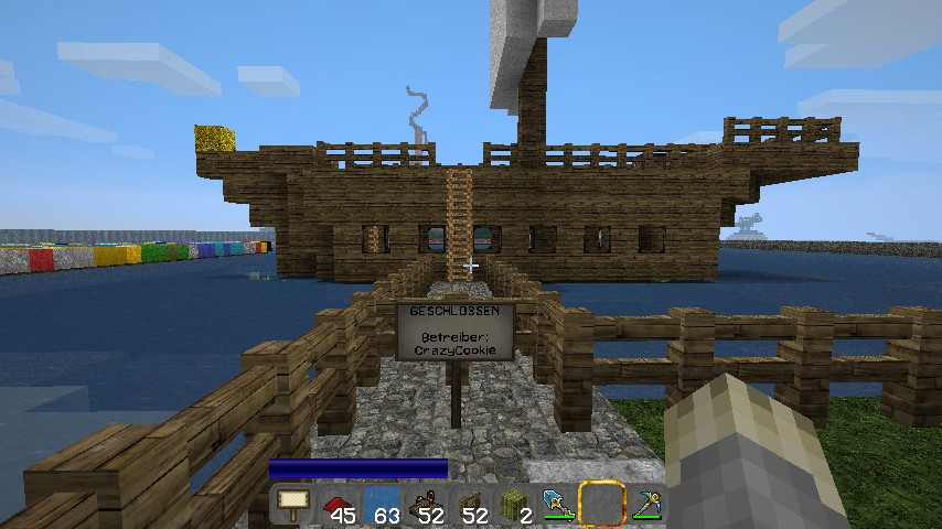 how to create multiplayer minecraft server
